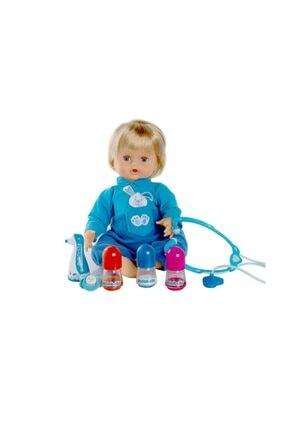 Cicciobello Gp Çok Hastayım Bebek Oyun Seti Gph06997 0