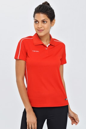 TRYON Kadın Polo T-Shirt First - 11.10.011.003.106.028 4