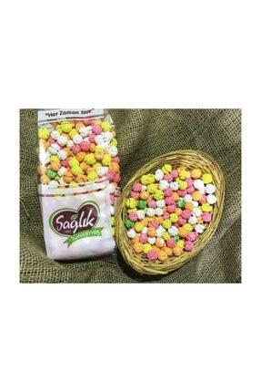 Sağlık Kuruyemiş Renkli Leblebi Şekeri Glikozsuz 500 gr 0