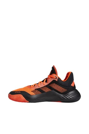 adidas D.O.N Issue Erkek Turuncu Basketbol Ayakkabısı EH2133 1