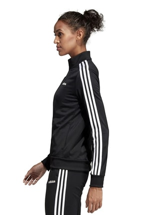 adidas E 3S TRACK TRI Siyah Kadın Eşofman 100606607 1