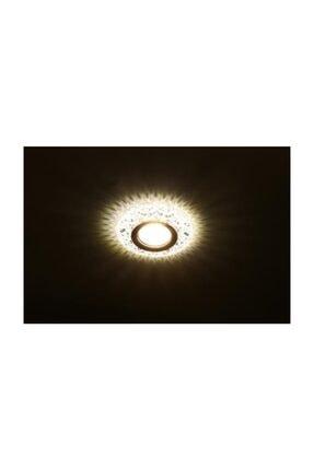 Cata Kristal Cam Spot Armatür Ct-6598 Sim 1