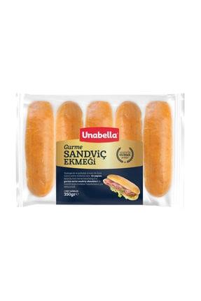 Unabella Unabella Gurme Sandviç Ekmeği 5'li 0