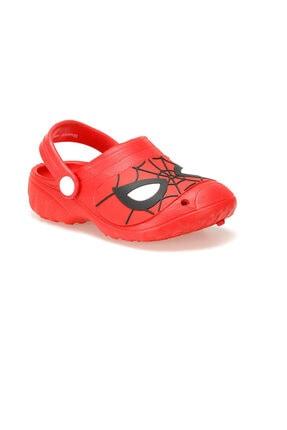 Spiderman Kırmızı Erkek Çocuk Yazlık Terlik 0