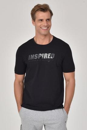bilcee Siyah Erkek T-shirt  GS-8809 2