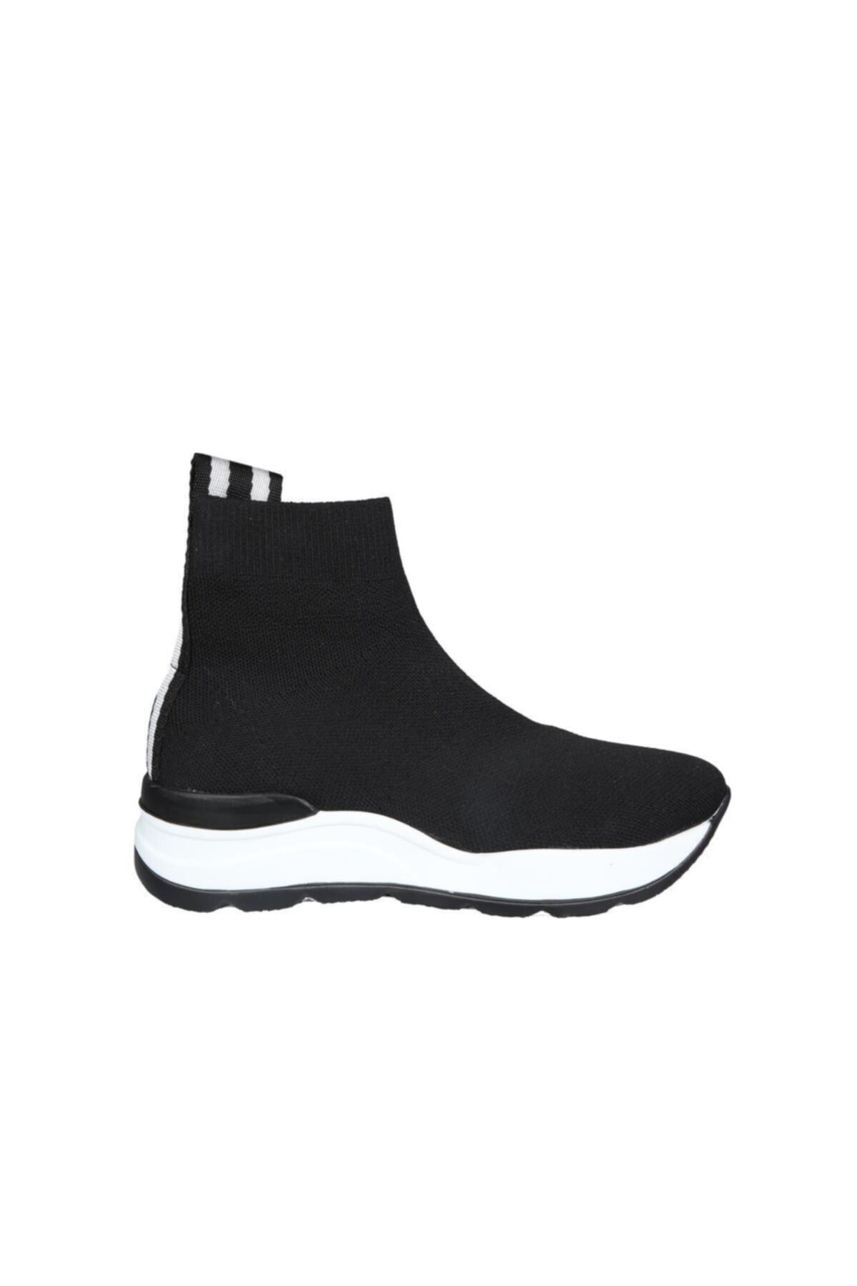 MİSS PARK MODA Kadın Siyah Sneakers