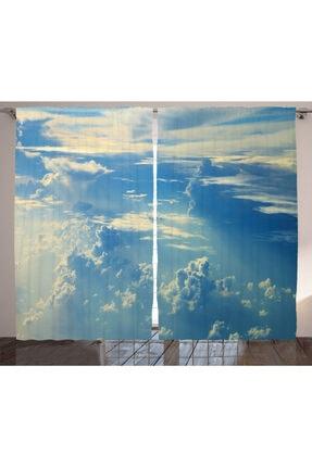 Orange Venue Fotoğraf Perde Bulutlar Ve Gökyüzü 0