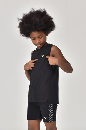 bilcee A.Yeşil Erkek Çocuk Atlet GS-8164 1