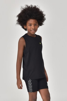 bilcee A.Yeşil Erkek Çocuk Atlet GS-8164 2