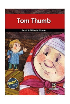 Gugukkuşu Yayınları Tom Thumb Grimm Kardeşler 0