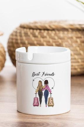Hediyedukkani Best Friends Kül Tablası 0
