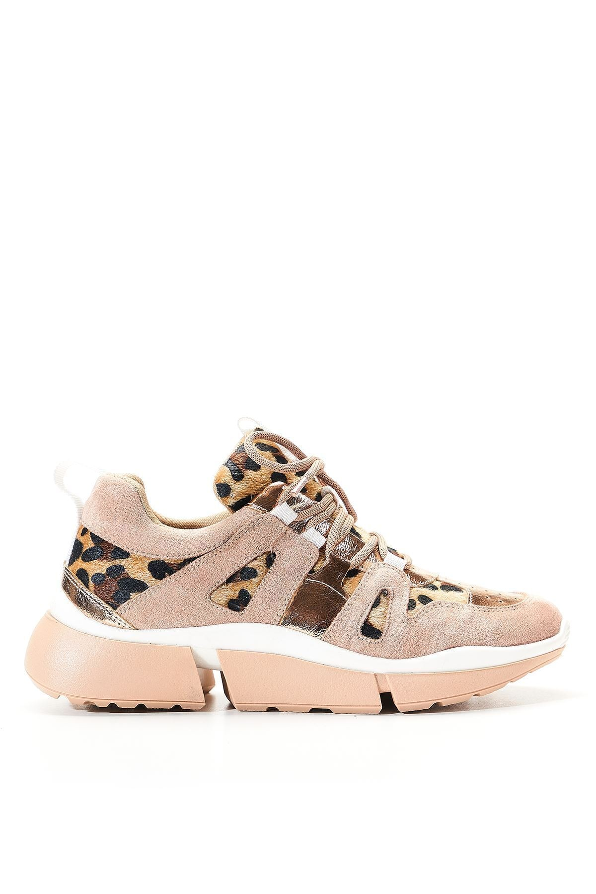 Louis Cardy Savannah Bej Kadın Sneakers