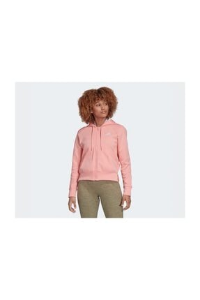 adidas Pembe Kadın Günlük Ceket Fl1950 W Rib Hoodie 2