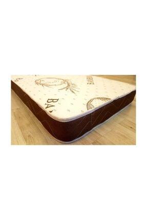 TEZKOTEKSTİL Bamboo Bebek Yatağı 60 X 120 cm Soft Lüks Ortopedik Bebek Yatağı Beşik Yatağı Oyun Parkı Yatağı 1