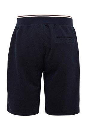 Defacto Erkek Lacivert Slim Fit Şort N7213AZ.20SM.NV149 1