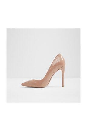 Aldo Kadın Açık Pembe Sentetik Klasik Topuklu Ayakkabı 58885 2