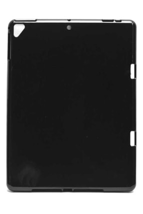 Kılıfmerkezi Ipad 9.7 2018 Kılıf 6. Nesil A1893 A1954 Kalem Koyma Bölümülü Esnek Silikon Siyah 3
