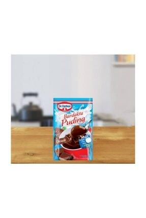 Dr. Oetker Dr.oetker Çikolatalı Bardakta Puding 1