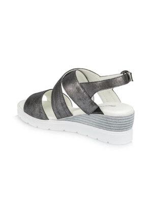 Polaris TRV910042 Antrasit Kadın Sandalet 100377212 1