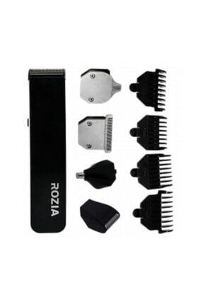 Spot Tıraş Seti 5 In 1 Burun Kıl Tüy Sakal Saç Kesme Düzeltme Makinesi 0