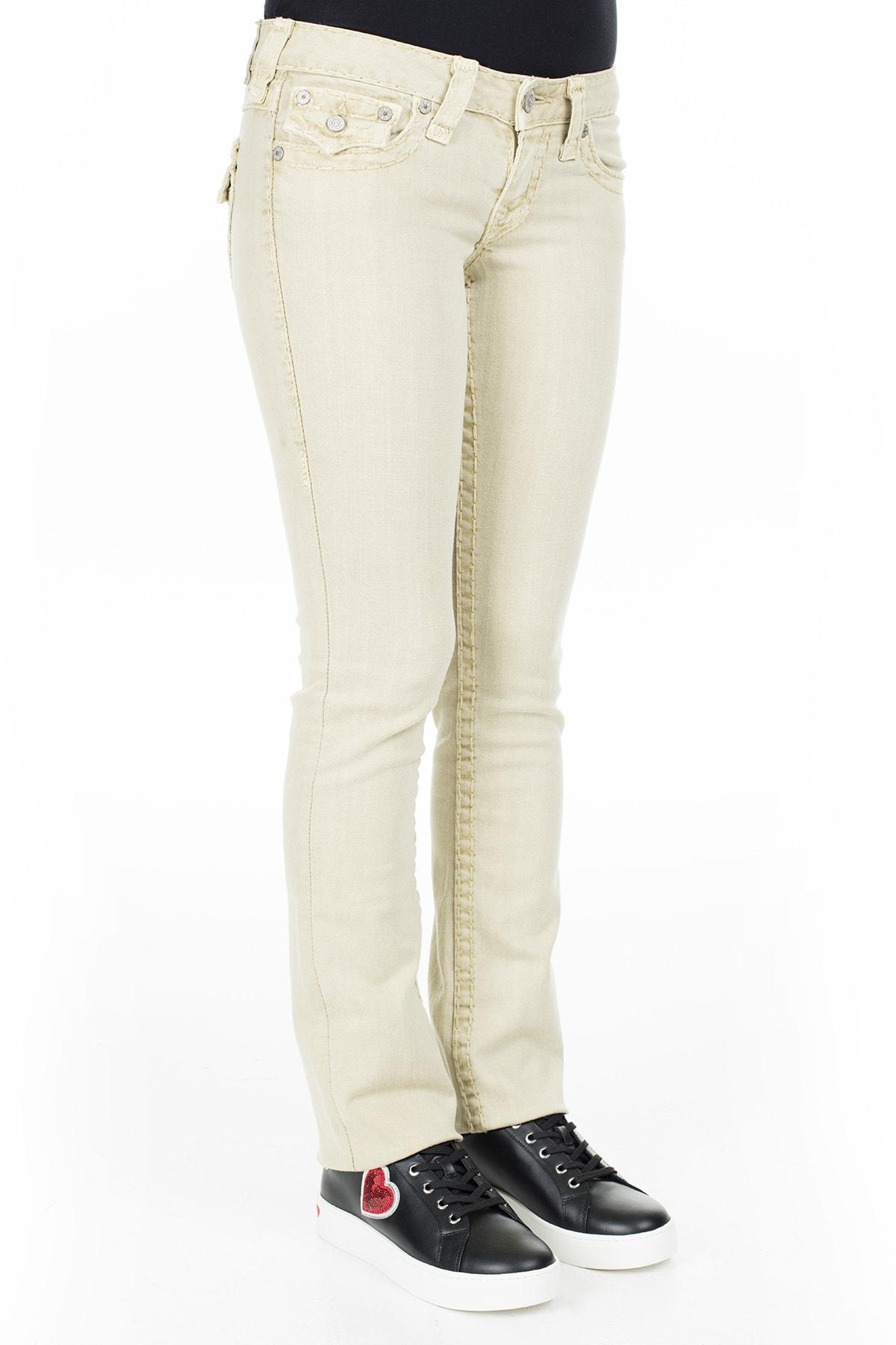 True Religion Jeans Kadın Kot Pantolon W95572N99 2