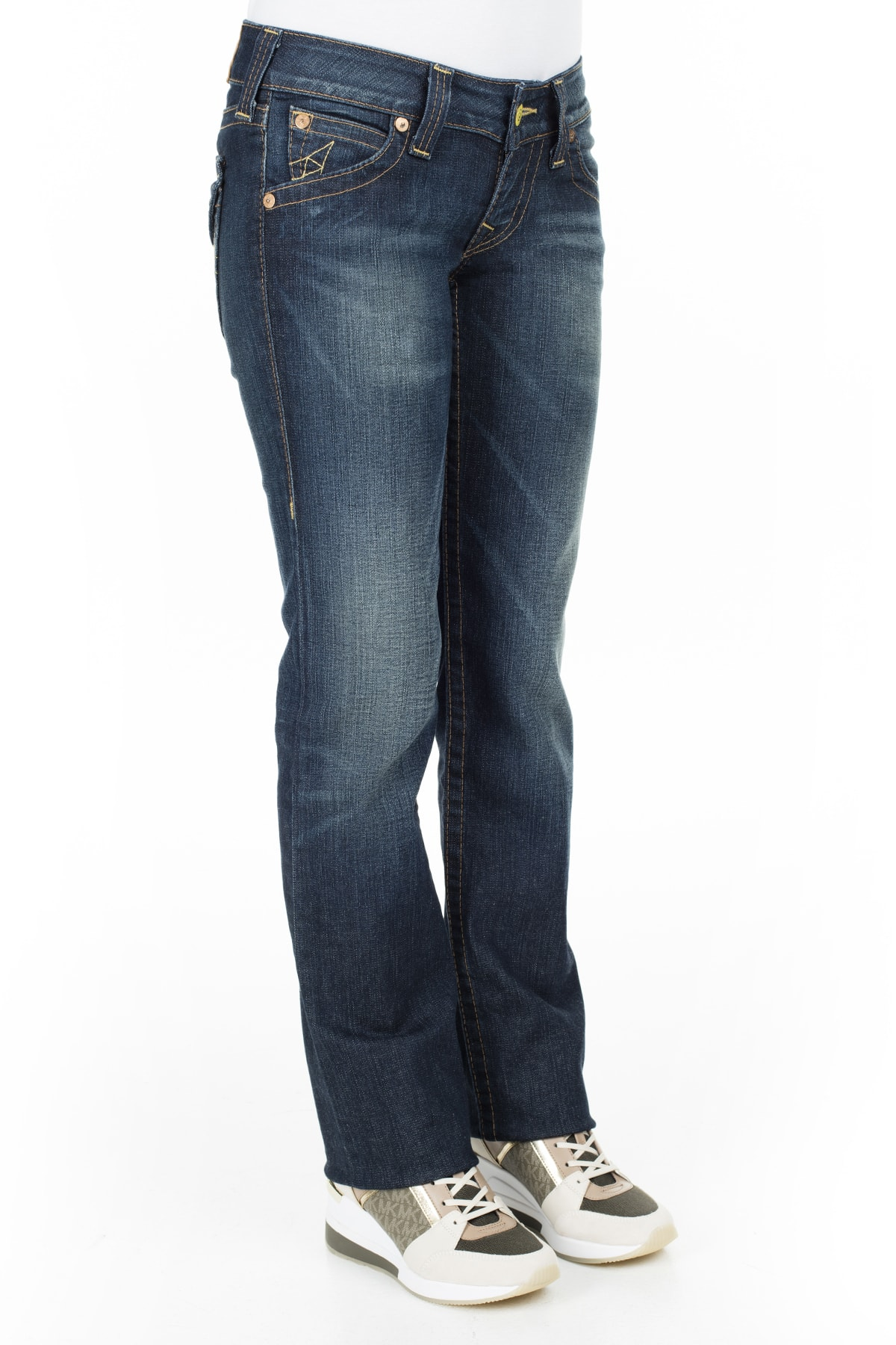 True Religion Jeans Kadın Kot Pantolon W102076E41D1 2