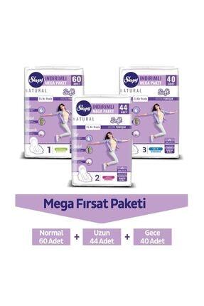 Sleepy Natural Soft Ekstra Yumuşak Mega Fırsat Paketi 0