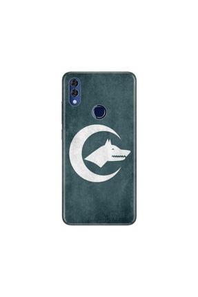 cupcase Alcatel 5v Silikon Telefon Kabı Kapak - Iyı Bozkurt 0