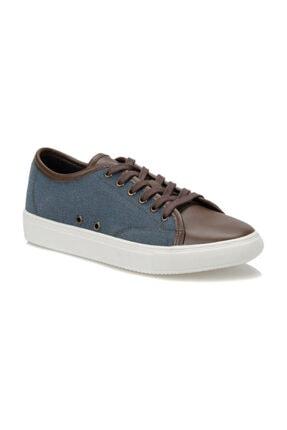 PANAMA CLUB Klj06 Lacivert Erkek Kalın Taban Sneaker Spor Ayakkabı 0
