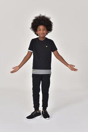 bilcee Siyah Erkek Çocuk T-Shirt GS-8163 4