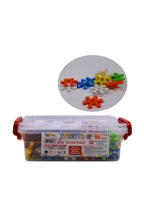 Efe Oyuncak Puzzle Mozaik Küçük 0