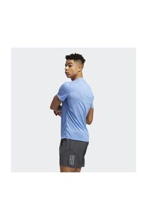 adidas Fq3711 Own The Run Tee Erkek T-shirt 3