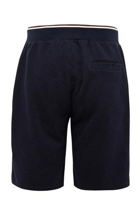 Defacto Erkek Lacivert Slim Fit Şort N7213AZ.20SM.NV149 3