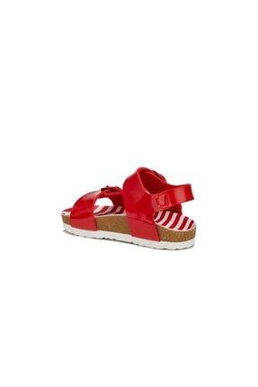 Vicco Bonbon Sandalet Kırmızı 3