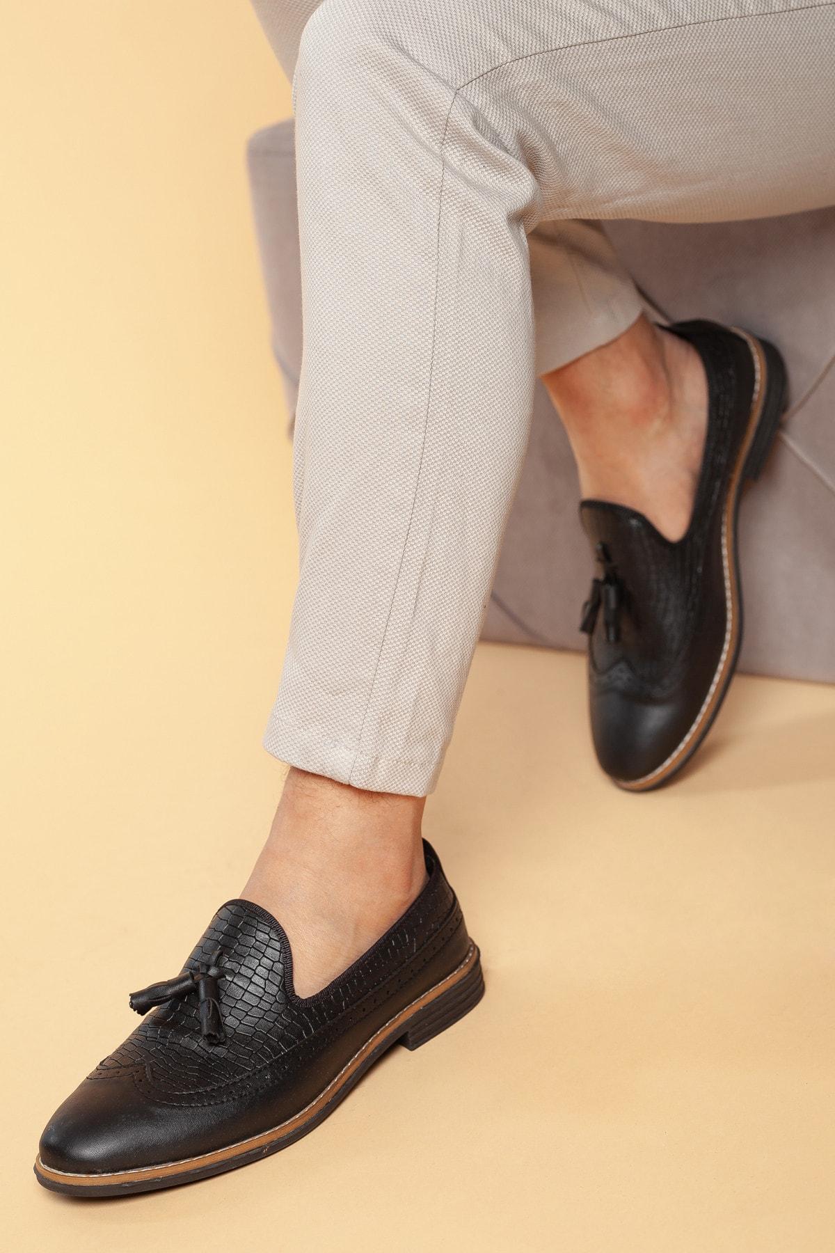 D020 Günlük Ortopedik Baba Ayakkabısı