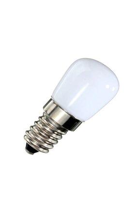 Cata Tuz Lambası Buzdolabı Ampulü Led Ampul 2 Watt E14 Duy Beyaz Işık 2