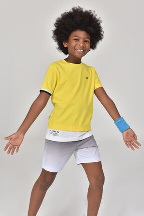 bilcee Erkek Çocuk T-Shirt GS-8163 4
