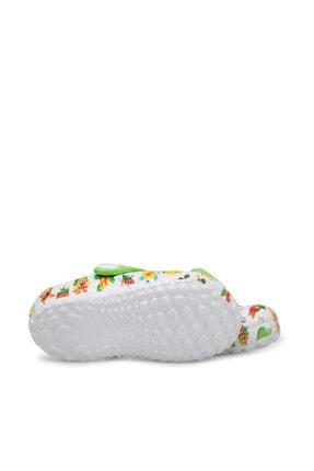 Akınalbella Çocuk Beyaz  Sandalet E009B026 4