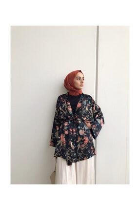 Sazze Design Rosa Kimono 0