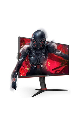 "AOC 24G2U 24"" 1ms 144Hz HDMI/DP/VGA Full HD Gaming (Oyuncu) IPS Monitör 1"