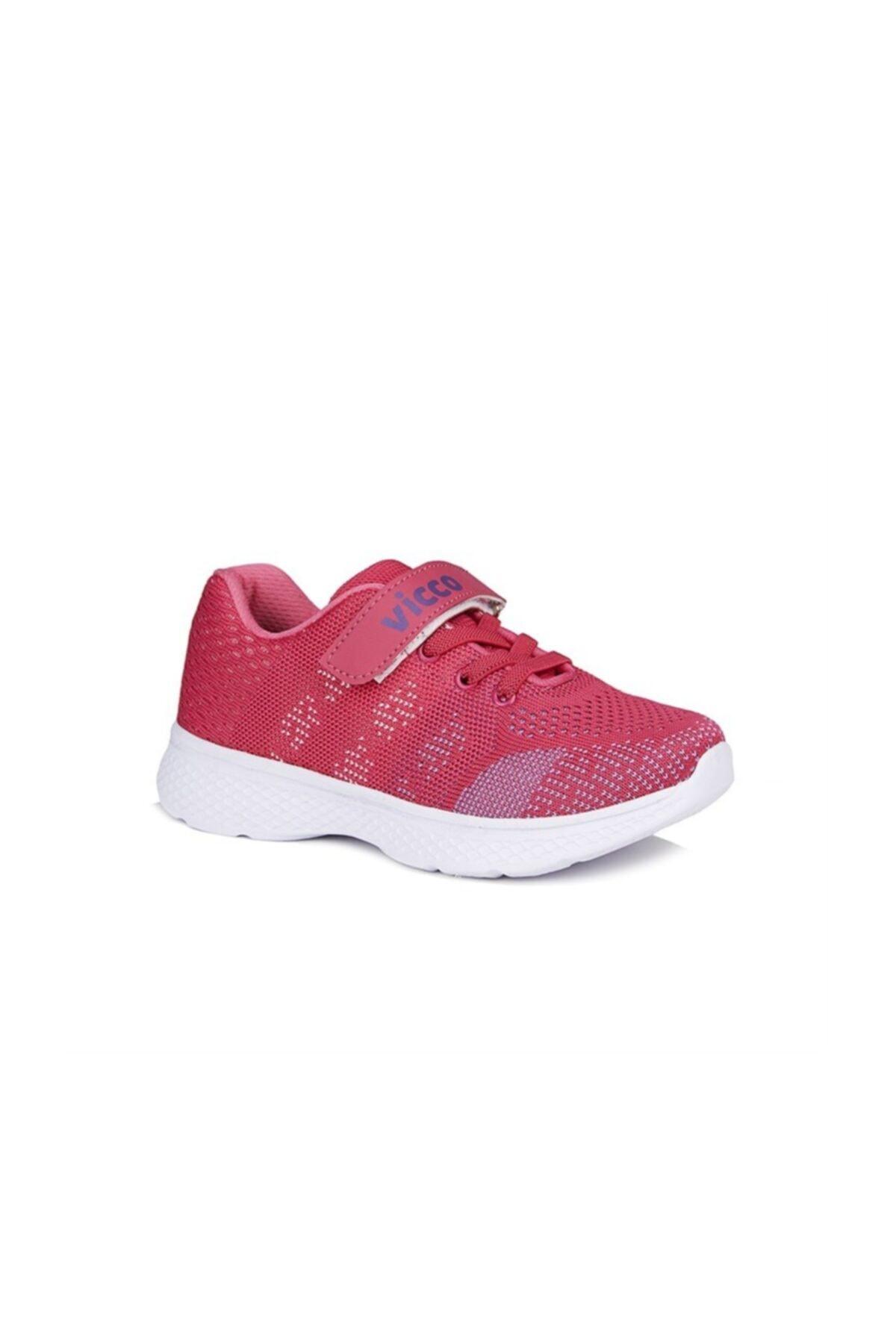 Hutson Spor Ayakkabı Fuşya