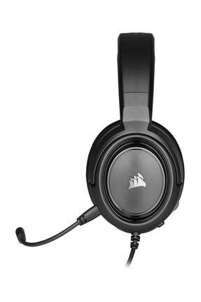 Corsair HS35 Siyah Stereo Oyuncu Kulaklığı 3