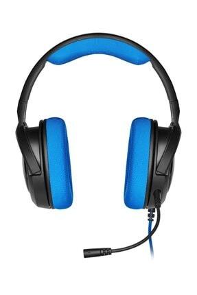 Corsair HS35 Mavi Stereo Oyuncu Kulaklığı 2