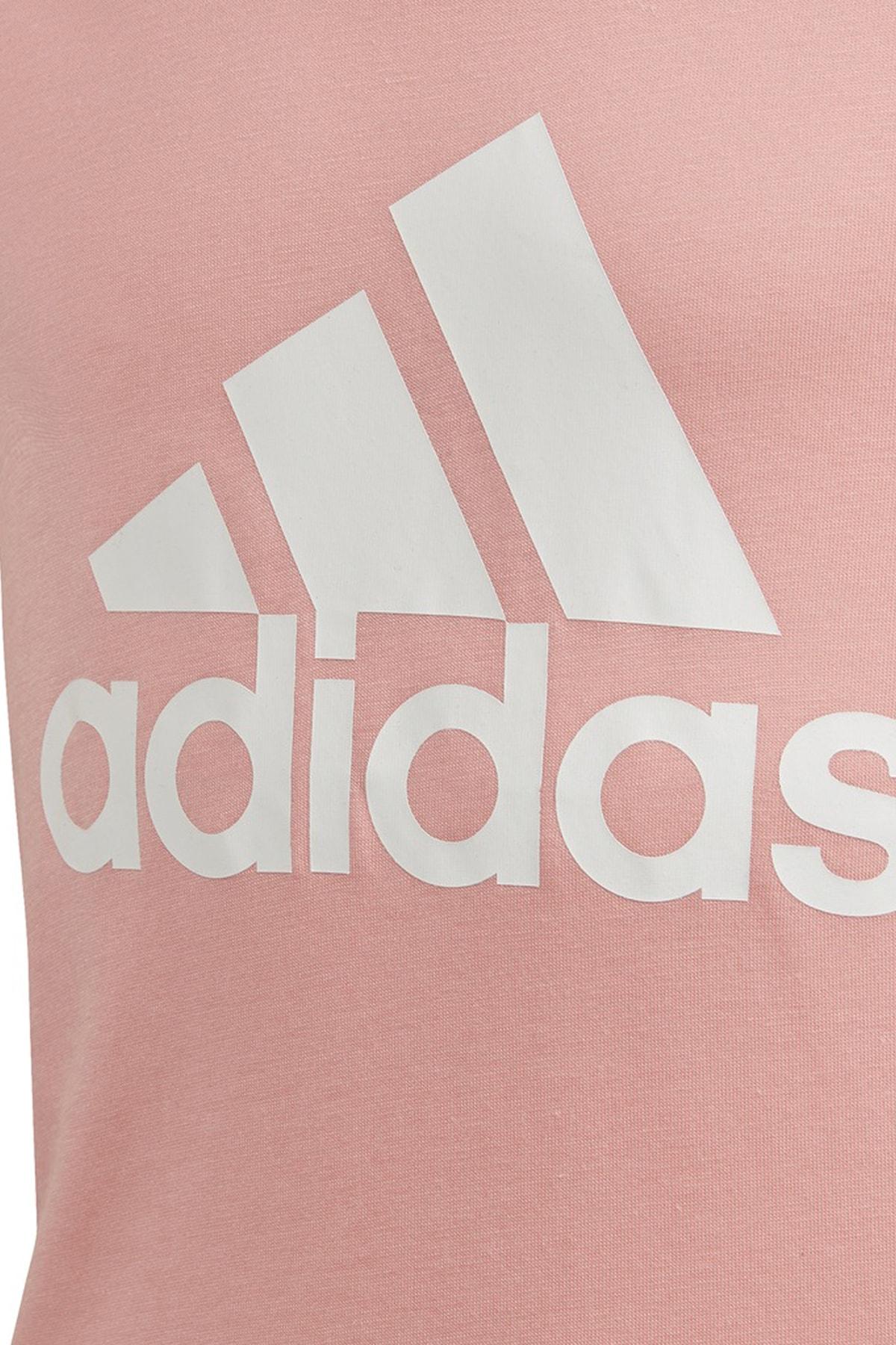 adidas FM6512-C adidas Yg Mh Bos Tee Çocuk T-Shirt Pembe 1