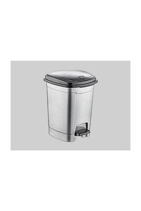 Erkoç plastik Pedallı Çöp Kovası 22 Lt E254 0