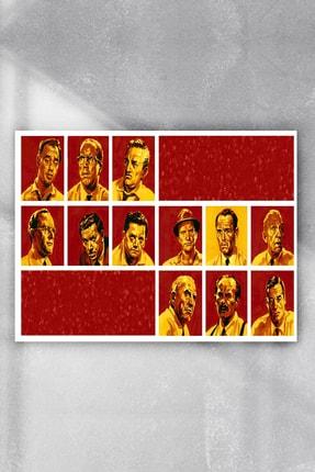 Postermanya 12 Angry Men Film Afişi Poster 4 0