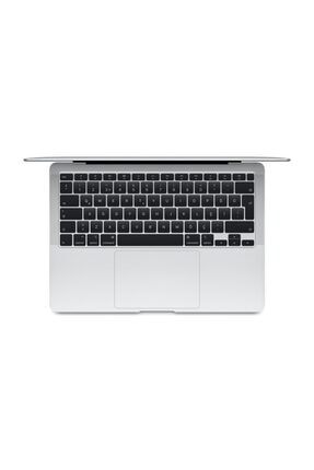 "Apple MacBook Air Intel Core i3 8GB 256GB SSD macOS 13.3"" Taşınabilir Bilgisayar MWTK2TU/A Gümüş 1"