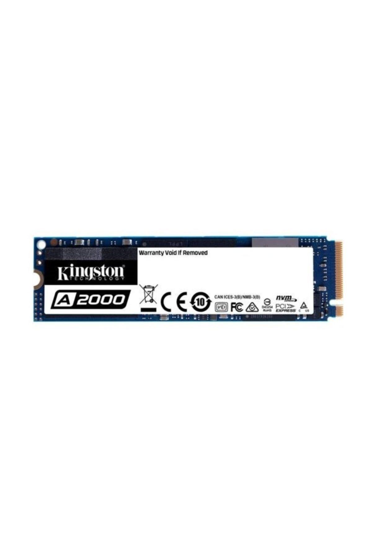 A2000 500GB 2200/2000MB/S NVMe M.2 2280 PCIe SSD (SA2000M8/500G)