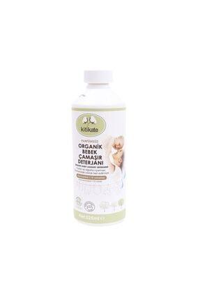 KitiKate Organik Bebek Çamaşır Deterjanı 525 ml 0