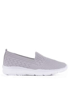 Slazenger Town Sneaker Kadın Ayakkabı Gri 0